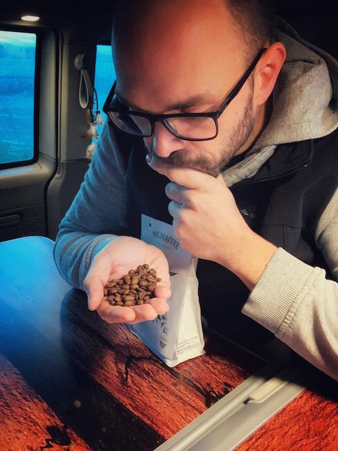 Für mich ist Nachhaltigkeit im Kaffee ein Referenzpunkt. Hier analysiere ich Bohnen