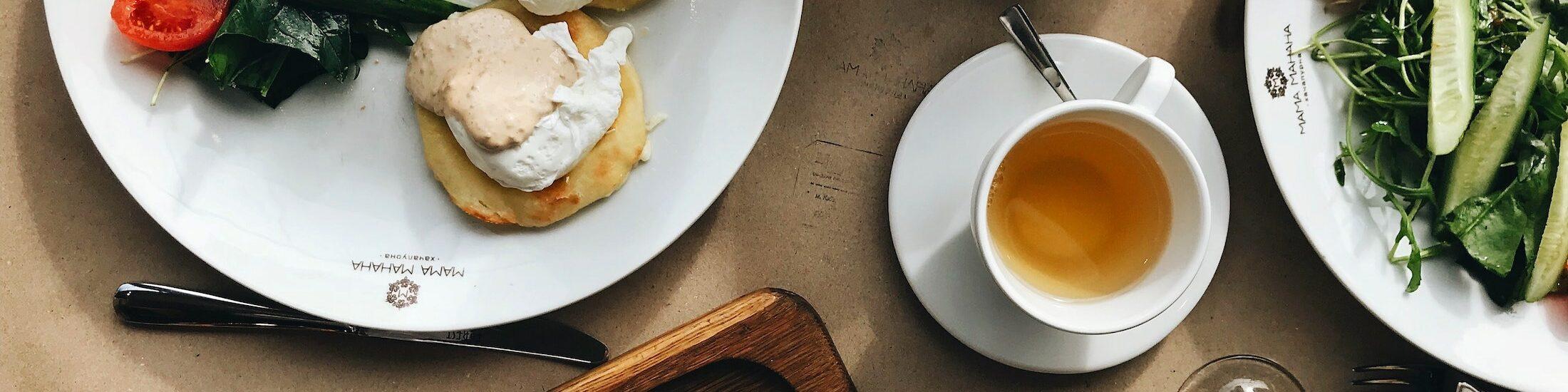 Kaffeeservice in der Sterneküche, hier ist noch viel Potential um sich abzuheben
