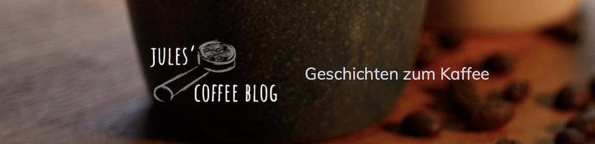 Der Kaffee Blog von Julia, mit Geschichten zum Kaffee.